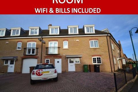 1 bedroom house share to rent - Leaf Avenue, Hampton Hargate, PE7 8EF
