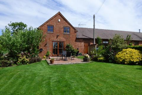 2 bedroom barn conversion for sale - Yew Tree Grange, Fradswell, Stafford