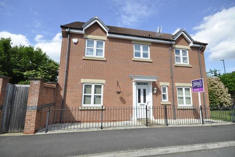 4 bedroom detached house for sale - Angelica Close, Littleover