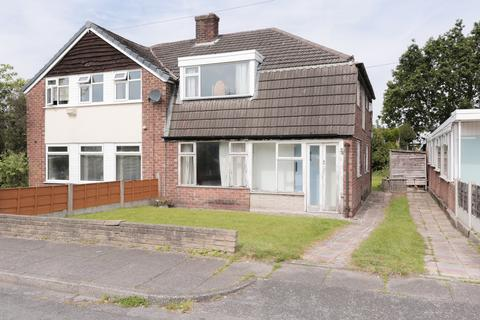 3 bedroom semi-detached house for sale - Sunnybank Avenue, Heaton Mersey