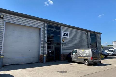 Industrial unit to rent - B01 Block B Leyton Industrial Village, Argall Avenue, Leyton, LONDON, E10