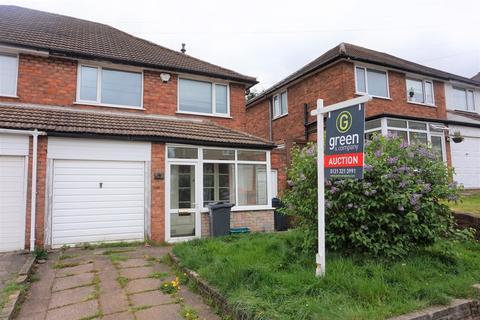 3 bedroom semi-detached house for sale - Glenville Drive, Erdington, Birmingham