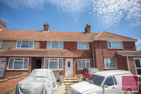 3 bedroom terraced house for sale - East Hills Road, New Costessey