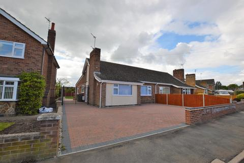 2 bedroom bungalow to rent - Anglesey Road, Wigston, LE18 4XB
