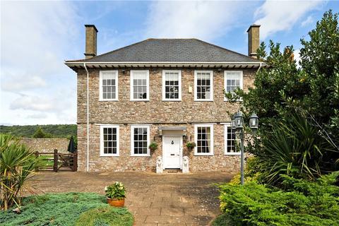 5 bedroom detached house for sale - Tickenham Hill, Tickenham, Clevedon, Somerset, BS21