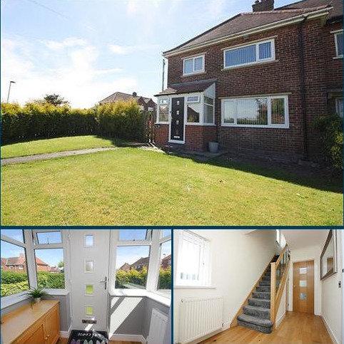 3 bedroom semi-detached house for sale - Bamburgh Road, Westerhope, Newcastle upon tyne NE5