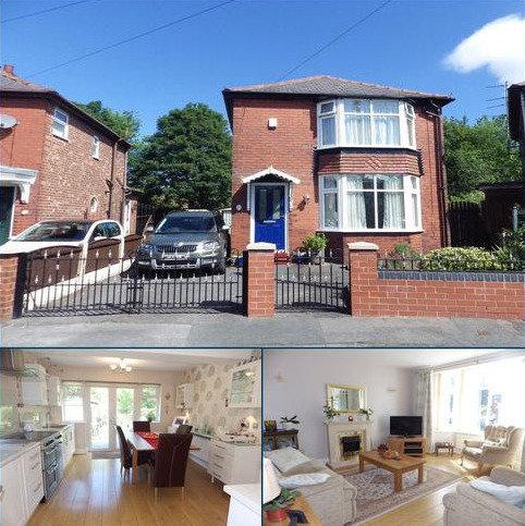 3 bedroom detached house for sale - Waverley Crescent, Droylsden, Manchester, Greater Manchester, M43