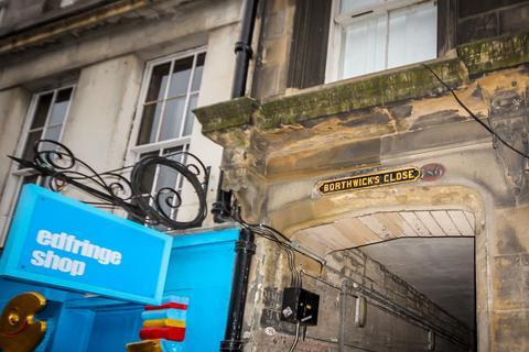 1 bedroom apartment to rent - Borthwicks Close, High Street, Edinburgh, EH1