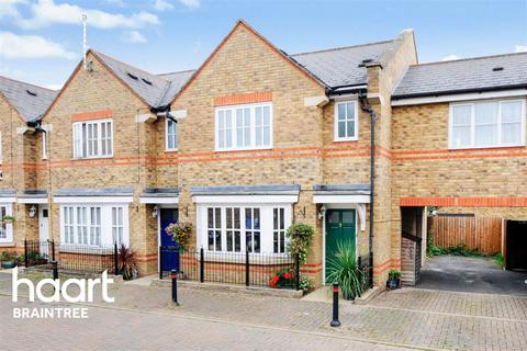 3 bedroom terraced house to rent - Nottage Crescent, Braintree