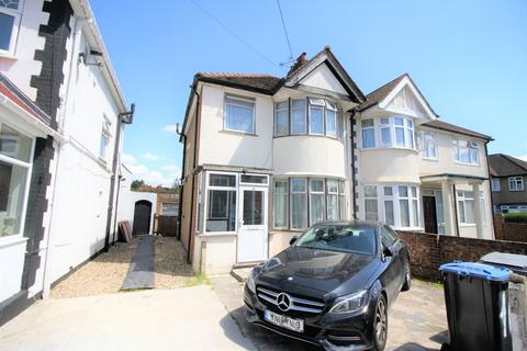 3 bedroom semi-detached house to rent - The Dell, Wembley