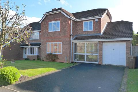 4 bedroom detached house to rent - Barton Drive, Knowle, B93 0PE