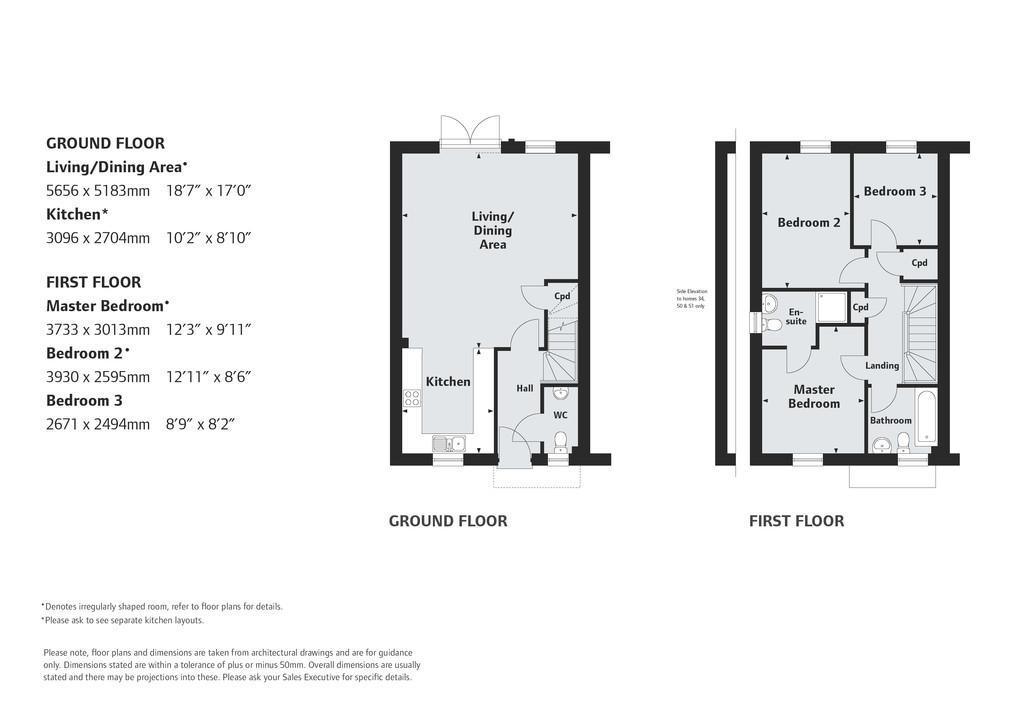 Floorplan 2 of 2: The Landbeach