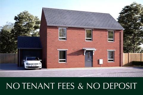 3 bedroom semi-detached house to rent - Exeter, Devon