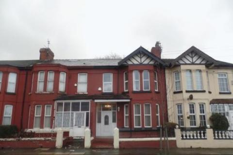 4 bedroom terraced house for sale - Hornby Road, Bootle, L20