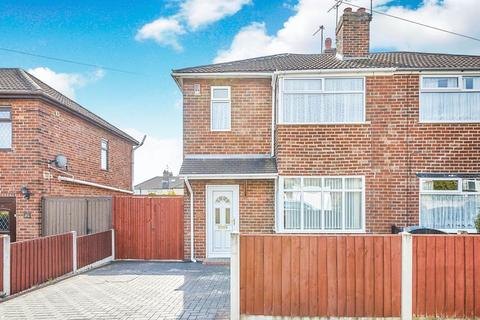 3 bedroom semi-detached house for sale - Nevinson Avenue, Sunnyhill, Derby