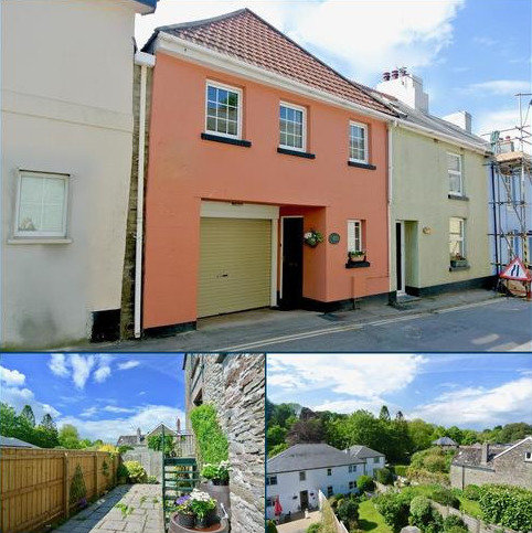3 bedroom terraced house for sale - Aveton Gifford, Devon
