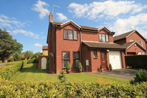 4 bedroom detached house for sale - The Bridleway, Market Drayton