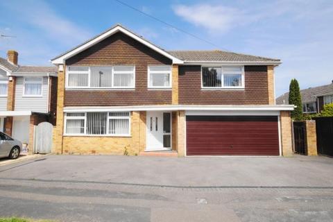 5 bedroom house for sale - Sherwood Avenue, Ferndown, Dorset
