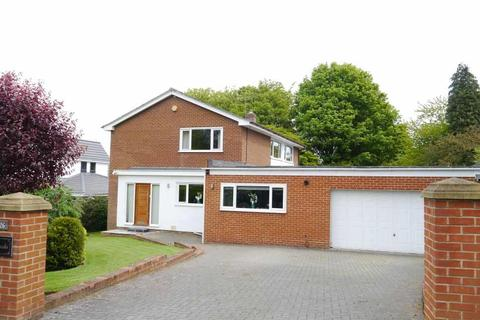 4 bedroom detached house for sale - High View, Darras Hall, Newcastle Upon Tyne