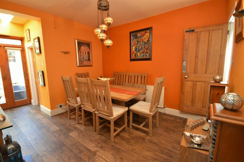 Poplar Road Dining Room.