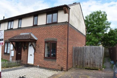 2 bedroom end of terrace house to rent - Ormonds Close, Bradley Stoke