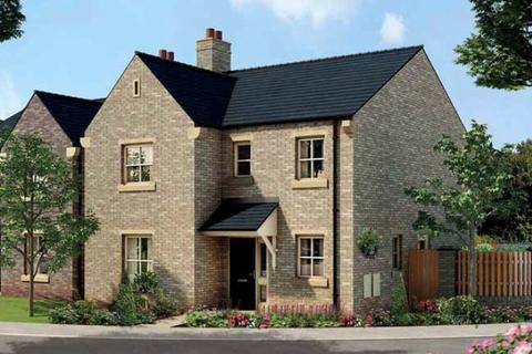 4 bedroom detached house for sale - BRIGHAM PLOT 98 PHASE 3, Weavers Beck, Green Lane, Yeadon