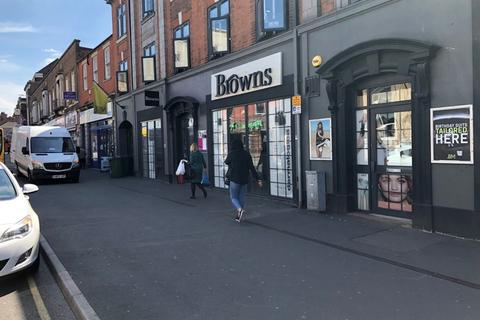 Retail property (high street) to rent - Hair and Beauty Salon to Let - Loughborough