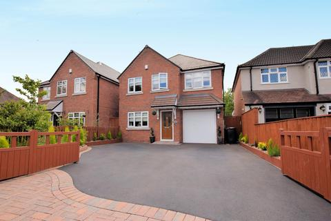 4 bedroom detached house for sale - Delrene Road, Shirley, Solihull, B90 2HH