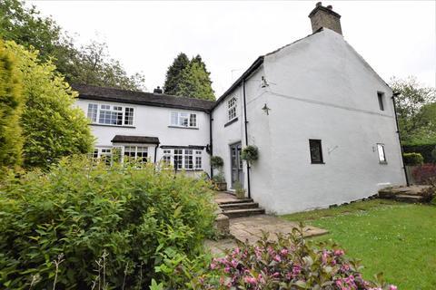 4 bedroom detached house for sale - Hayfield Road, Birch Vale, High Peak