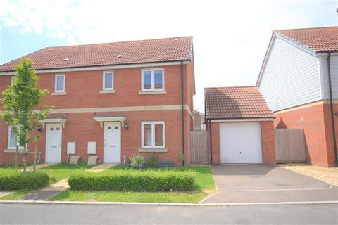 3 bedroom semi-detached house for sale - Trafalgar Road, Exeter, EX2 7GF