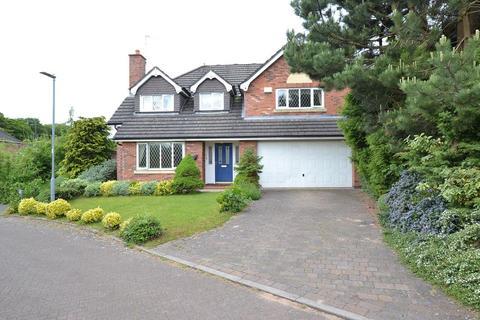 5 bedroom detached house for sale - Castletown Close, Tytherington, Macclesfield, SK10 2QL