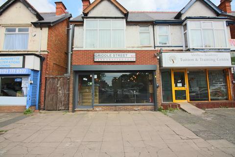 Restaurant to rent - Stratford Road, Hall Green, Birmingham B28