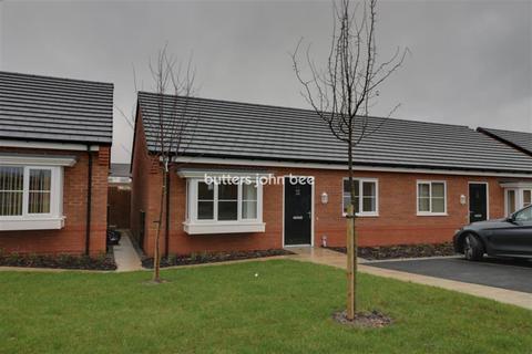 2 bedroom detached house to rent - Wilding Drive, Crewe