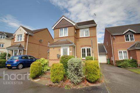 3 bedroom detached house for sale - Darien Way, Thorpe Astley, Leicester