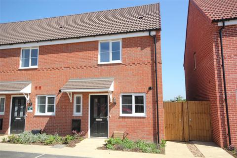 2 bedroom end of terrace house for sale - Peake Close, Holdingham, NG34