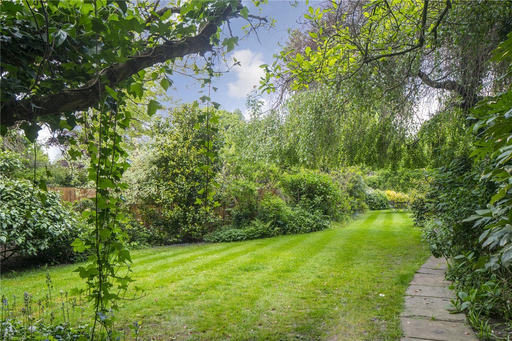 Heathside garden