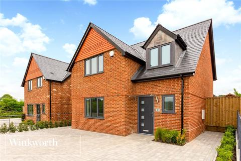 3 bedroom detached house for sale - Lopcombe Place, Wash Water, Newbury, Berkshire, RG20