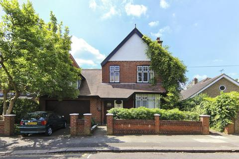 5 bedroom detached house to rent - Langham Road, Raynes Park, SW20