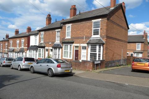2 bedroom end of terrace house to rent - Crompton Road, Handsworth, B20 3QP