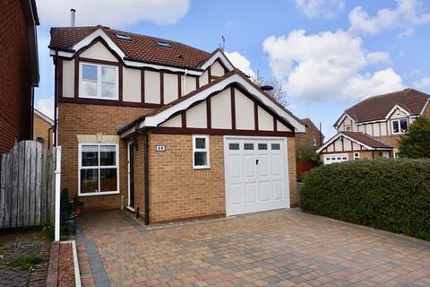 4 bedroom detached house for sale - Manorfields, Benton