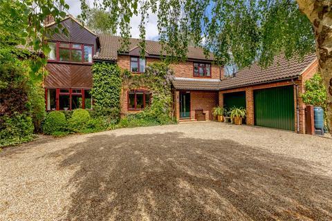 5 bedroom detached house for sale - Kiln Close, Hermitage, Thatcham, Berkshire, RG18