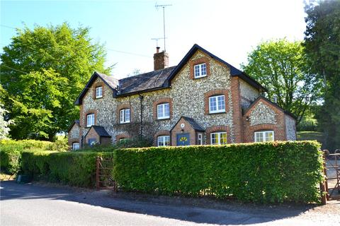 2 bedroom semi-detached house to rent - Woodlands St. Mary, Hungerford, Berkshire, RG17