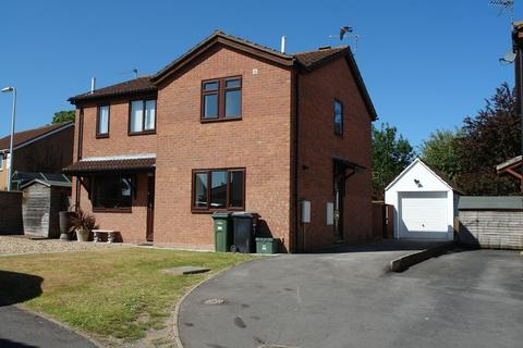 2 bedroom semi-detached house to rent - Nailsea, North Somerset