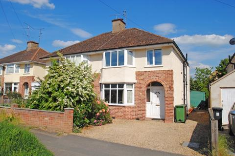 4 bedroom semi-detached house for sale - St. Nicholas Road, Wallingford