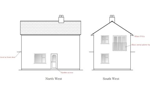 3 bedroom property with land for sale - Pendeen Road, Truro