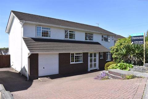 4 bedroom detached house for sale - Owls Lodge Lane, Mayals, Mayals Swansea
