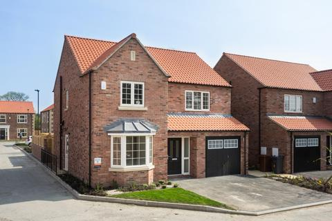 4 bedroom detached house for sale - The Paddock, Rillington, Malton