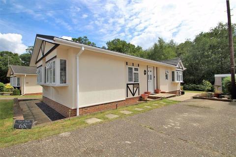 2 bedroom park home for sale - Wyatts Covert, Denham, South Buckinghamshire