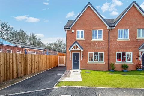 3 bedroom semi-detached house for sale - St Dominic's Place, Hartshill, Stoke-on-Trent
