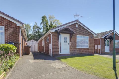 2 bedroom detached bungalow for sale - Edwalton Court, Bulwell, Nottinghamshire, NG6 9LR